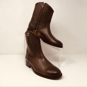 Frye 5.5B Melissa Button Short 2 Ankle Boots New